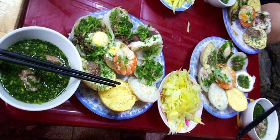 Taste authentic Vietnamese street food in Nha Trang, Vietnam