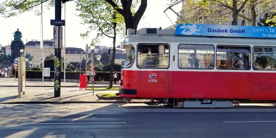 Tram on Ringstrasse