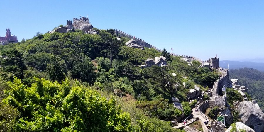 Solo travellers can make several day trips from Lisbon to see castles, beaches and museums
