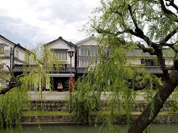 Best things to do in Kurashiki Japan: wandering around the picturesque Kurashiki Bikan Historical Quarter