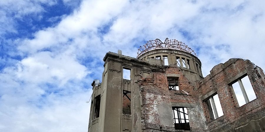 "Learn about the past and see the bright future of ""The City of Peace"" in my solo Hiroshima 2 day itinerary."