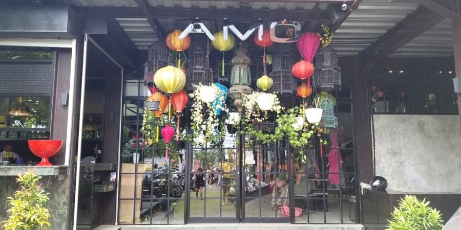 If you want to pamper yourself, go to AMO Spa Canggu