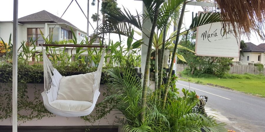 Mariá Curau is a boutique salon that offers the best nail treatment in Canggu