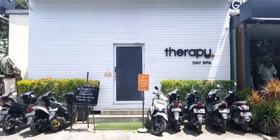 Therapy Day Spa has skilled massage therapists and high-quality products
