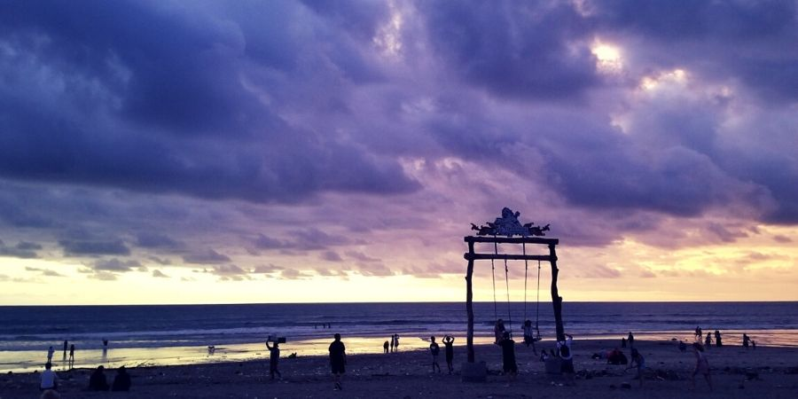 Spend 3 days in Seminyak as a solo traveller and you will fall in Bali too