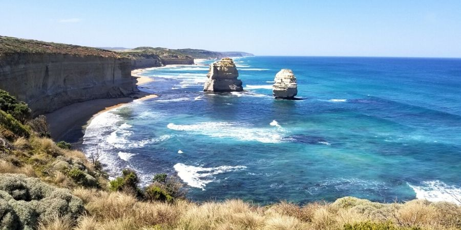 Any Great Ocean Road itinerary must include 12 Apostles.