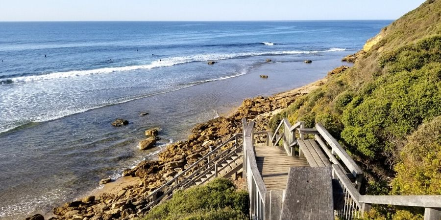 Driving the Great Ocean Road in 2 days must include Bells Beach
