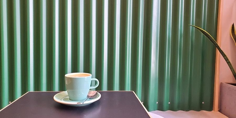 My list of Hong Kong best coffee shops includes Colour Brown x PHVLO HATCH in Sham Shui Po.