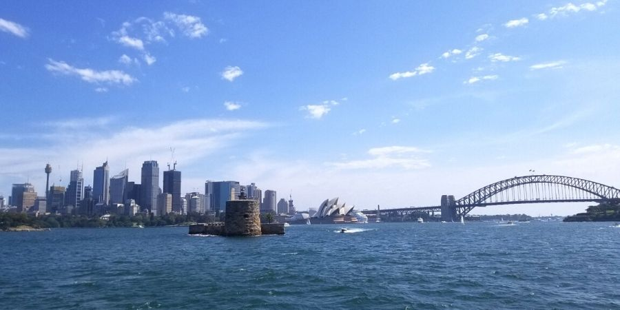 During your 3 days in Sydney, visit all the iconic landmarks like Sydney Harbour Bridge and Sydney Opera House