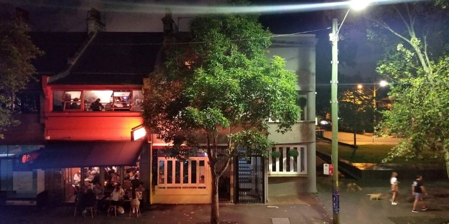 Visit Surry Hills and experience nightlife in Sydney