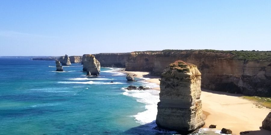 Visiting the Great Ocean Road is a must for any Australia itinerary.