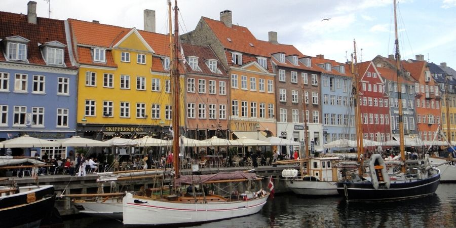 One of the best solo female travel destinations: Denmark