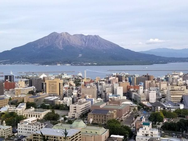 Sakurajima is one of the best Kagoshima attractions. Check out my blog for my list of 12 best things to do in Kagoshima Japan.