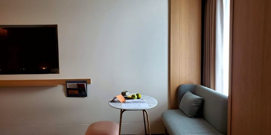 Kimpton Daan Hotel is the newest boutique hotel in Taipei, Taiwan