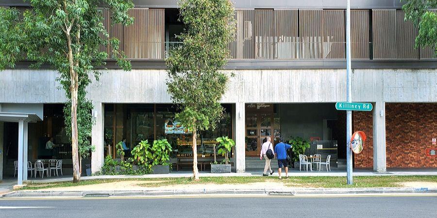 Artisan Boulangerie Co. is a few minute's walk from Lloyd's Inn Singapore.