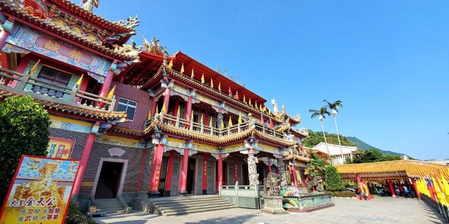 Dali Tiengong Temple