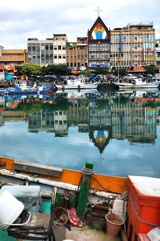 Nanfangao Fishing Harbour