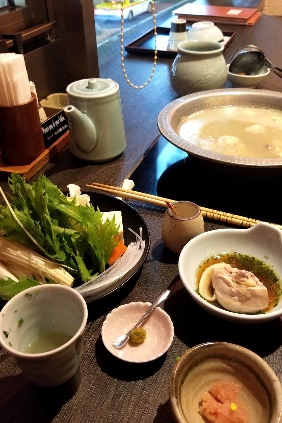 Top things to do in Fukuoka: try Fukuoka's Mizutaki chicken hot pot