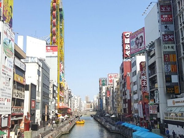 Follow my Osaka 2 day itinerary and learn how you can experience Namba and Dotonburi as a solo traveller.