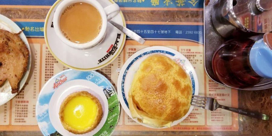 Kam Wah Cafe & Bakery