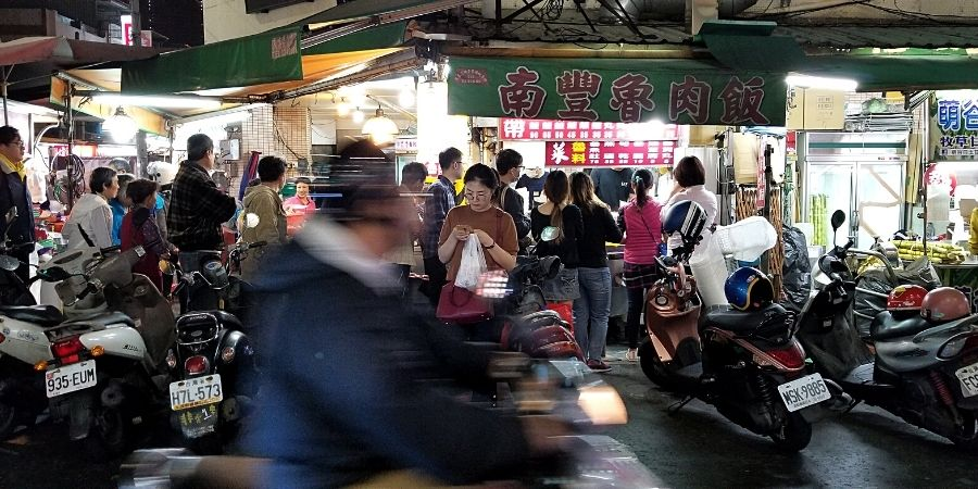 One of the best night markets in Kaohsiung is Ziquang Night Market, which is a hidden gem that only locals know about.
