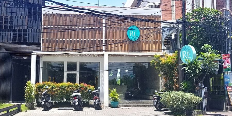 Spa in Seminyak: Re Day Spa