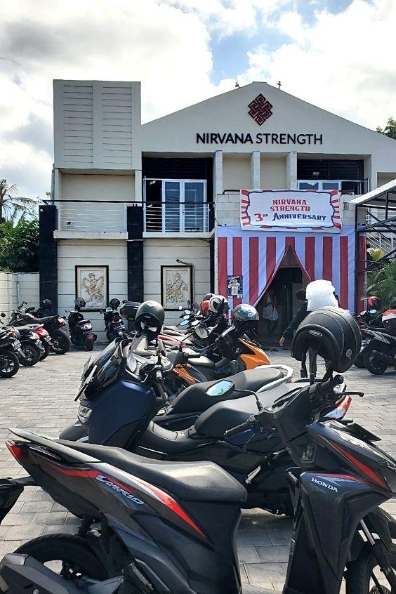Nirvana Strength Bali