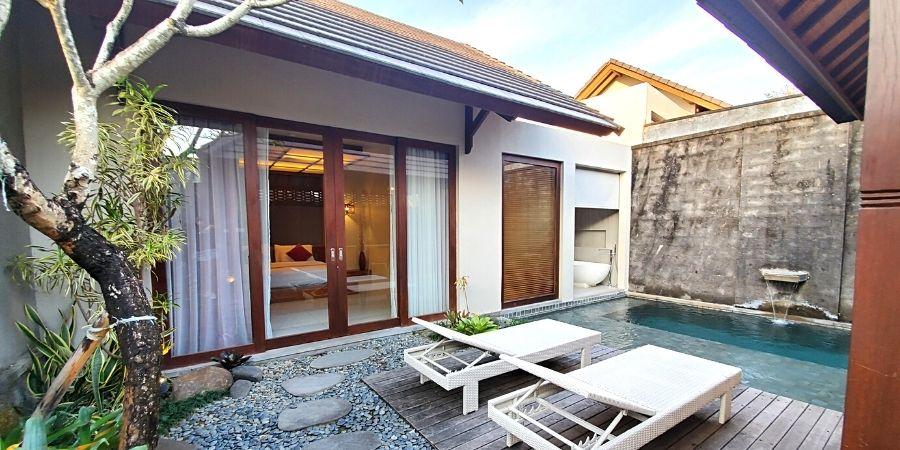 Private 1-bedroom villa at Theanna Eco Villa and Spa