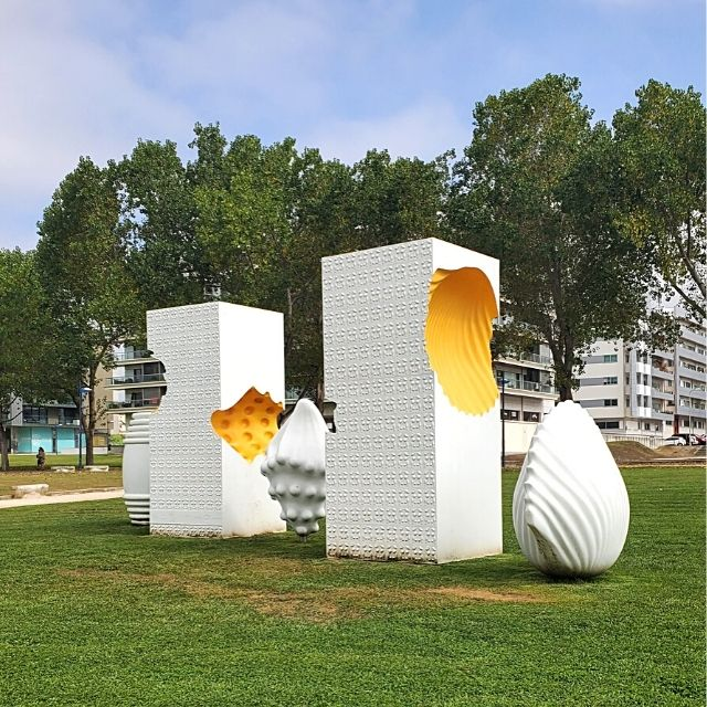 Monument to the Soft Eggs