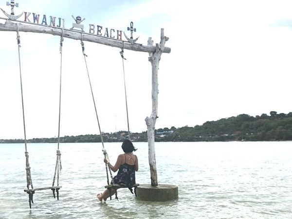 Enjoy the best view of Jungutbatu Beach in Nusa Lembongan, Indonesia