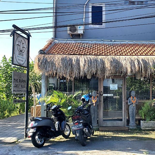Lotus Massage Therapy in Canggu Bali
