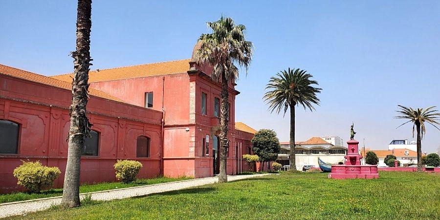 Museu Municipal De Espinho & Fórum de Arte e Cultura de Espinho